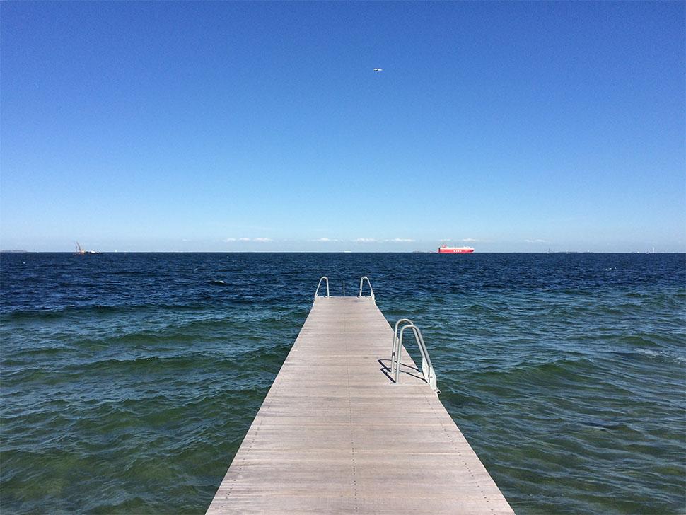 덴마크 아마거 해변 (사진: 안상욱)