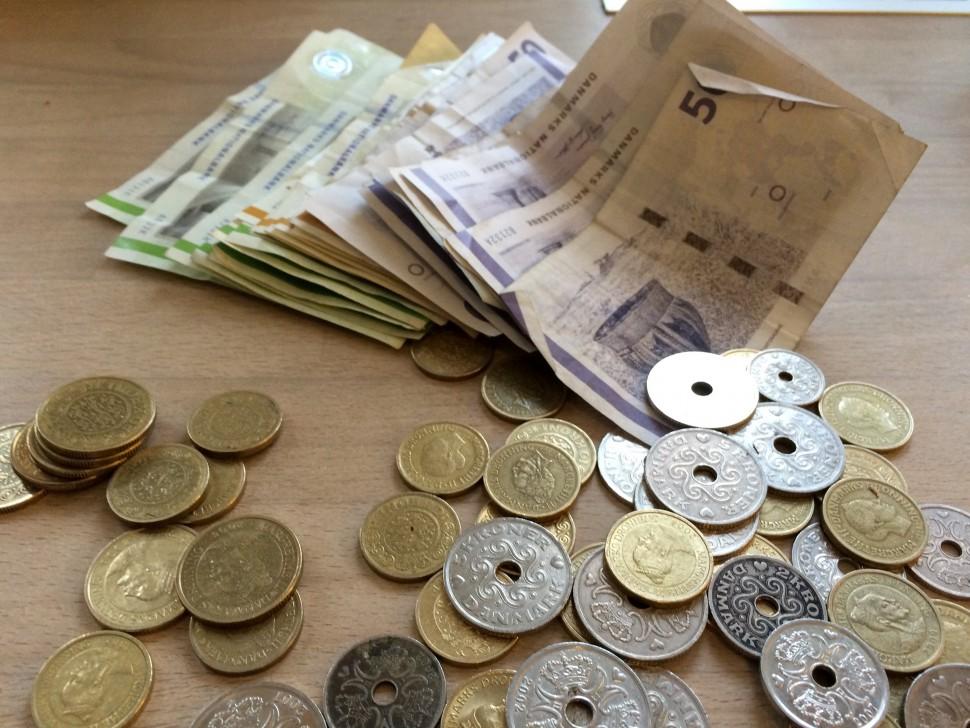 덴마크 돈 (사진: 안상욱)