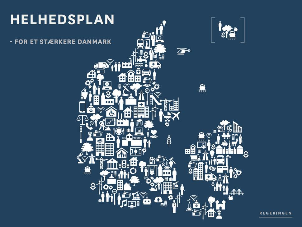 덴마크 2025 경제 전략 발표