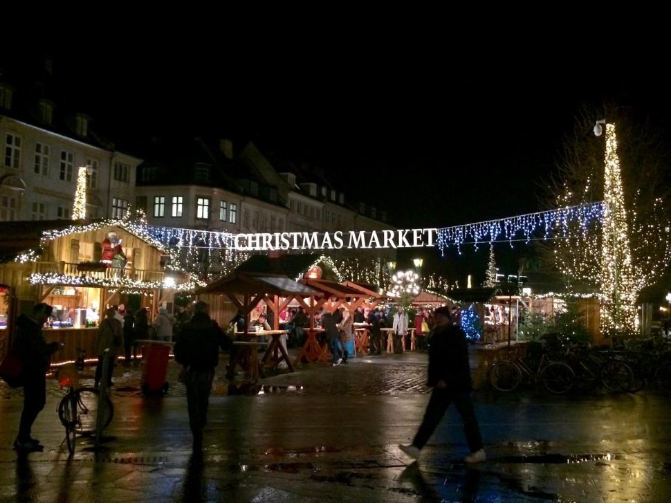 코펜하겐 크리스마스 마켓(사진: 안상욱)