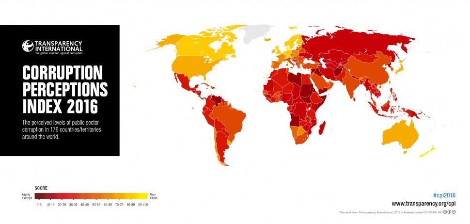 덴마크 세계에서 가장 청렴한 나라