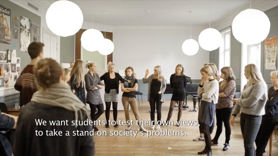 [덴마크 자유학교] 평생교육