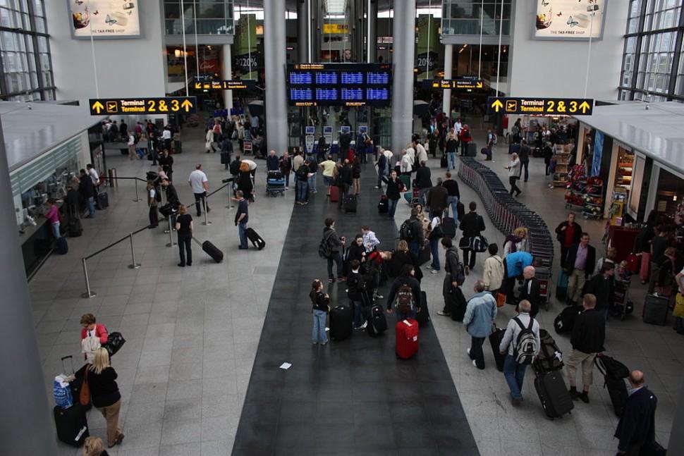 코펜하겐 국제공항 (출처: 위키미디어커먼즈 CC BY-SA Dornum72)