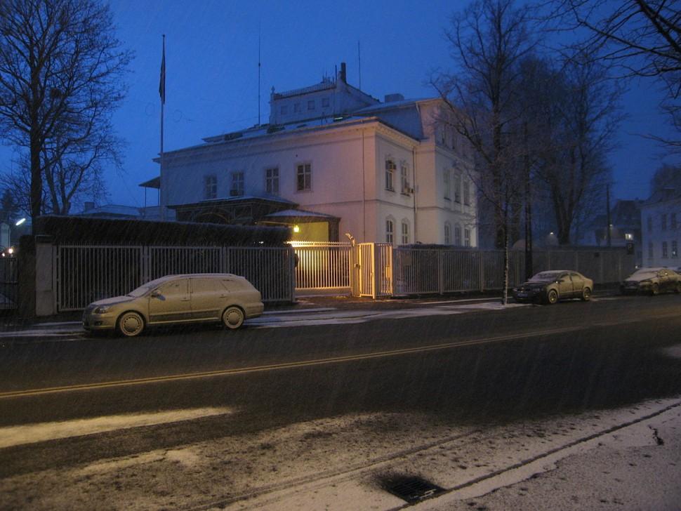주덴마크 러시아대사관 (출처: 플리커 CC BY-SA Sergey Kovalyov)