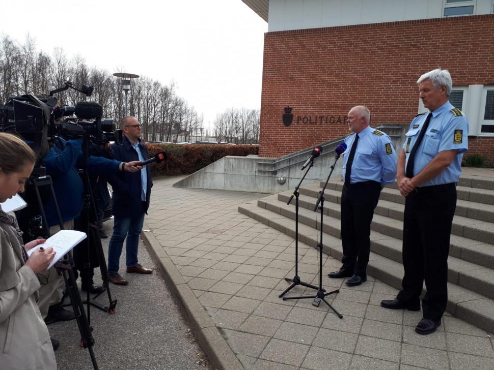 코펜하겐 경찰, 학교 테러 협박범 검거