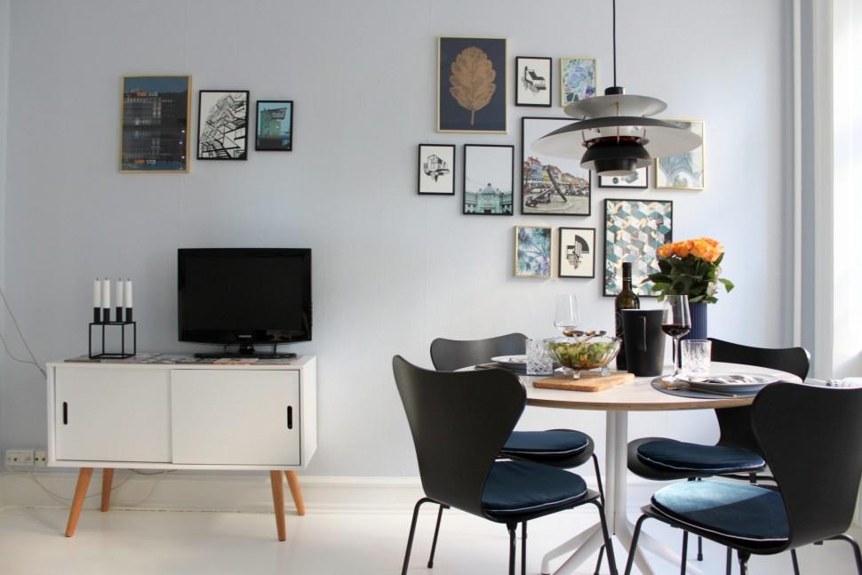 에어비앤비에 올라온 덴마크 아파트 사진(에어비앤비 제공)