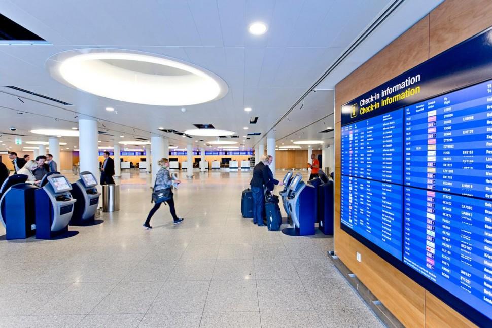 코펜하겐국제공항 터미널2 (코펜하겐국제공항 제공)