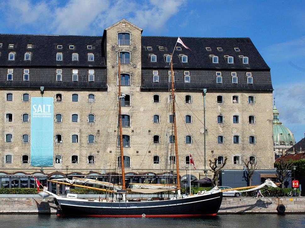 Copenhagen Admiral Hotel (출처: 위키미디어커먼즈 CC BY Ramblersen)