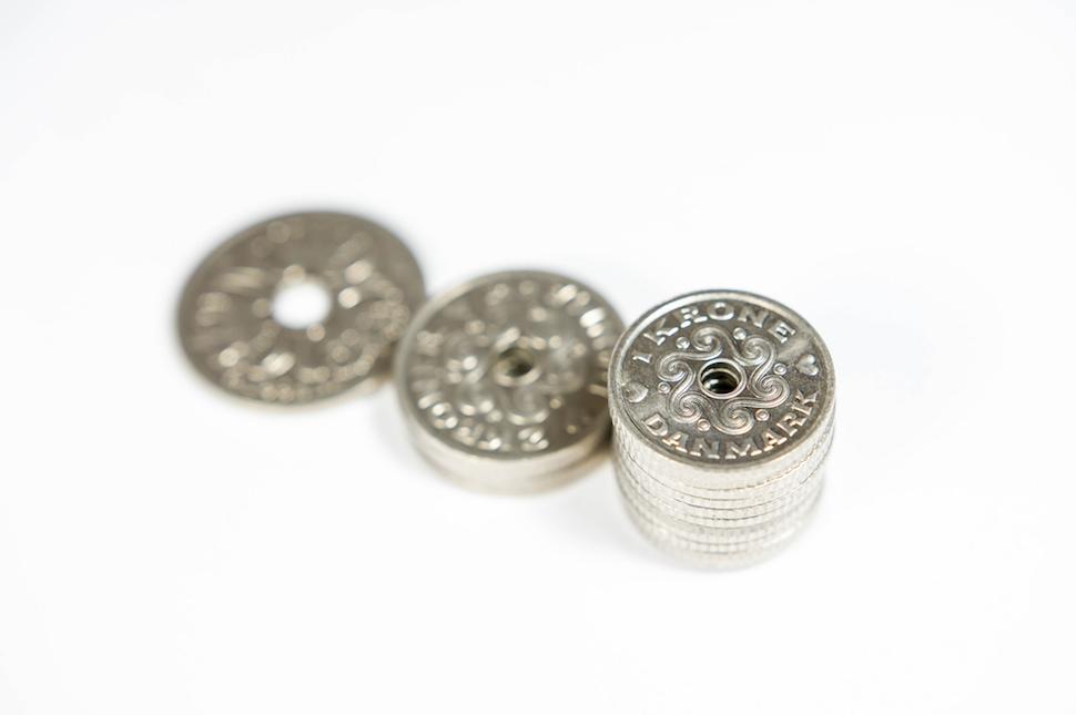 덴마크 동전(출처: 플리커 CC BY Marco Verch)