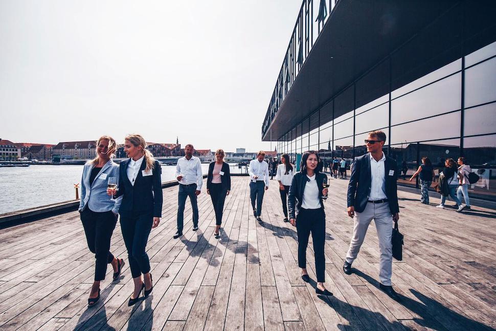 유럽 경기 불황 덴마크는 빗겨 간다