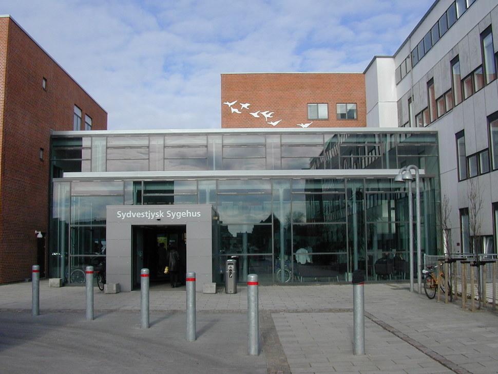 덴마크 남서지방병원(Sydvestjysk Sygehus)