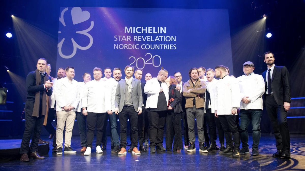 덴마크 식당 26곳 '미쉐린 노르딕 가이드 2020' 등재