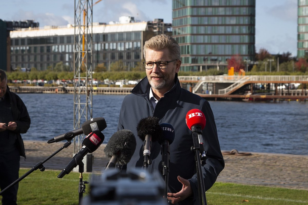 덴마크 유력 정치인 코펜하겐 시장, 미투 혐의 제기 3일 만에 정계 은퇴